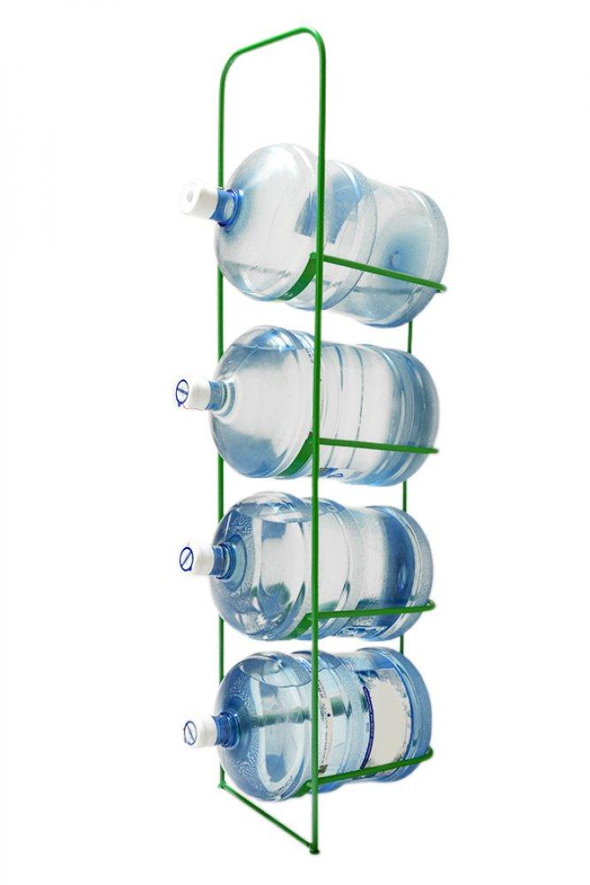 Подставка металлическая для 4-х бутылей СВП-4