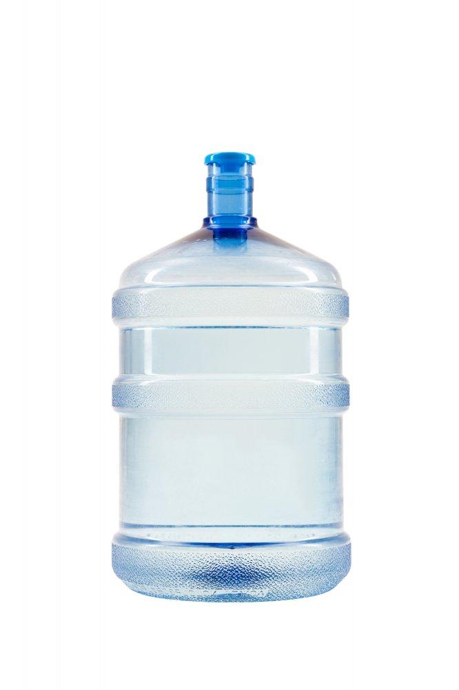Бутыль 19 л - поликарбонат