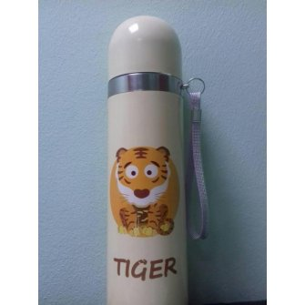 Термос животное - тигр
