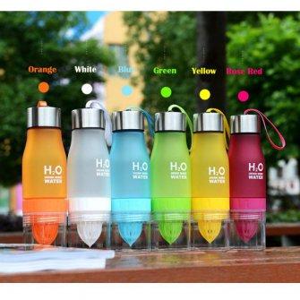 Бутылочка для воды H2O