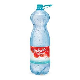 Упаковка минеральной слабогазированной воды Червона Калина Лагідна 2л х 6 шт