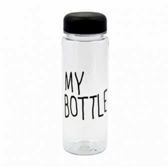 Пляшка для води My Bottle