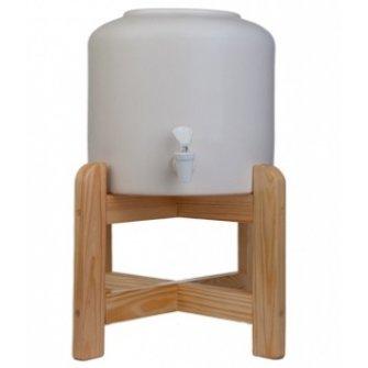 Подставка для бутылей SVP деревянная крестовая настольная