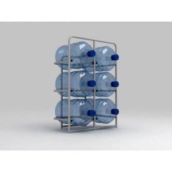 Подставка металлическая для 6-и бутылей СВ-6