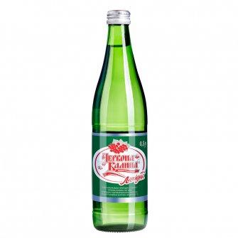 Упаковка воды питьевой сильногазированная Червона Калина Лагідна 0.5л х 14 шт в стекле