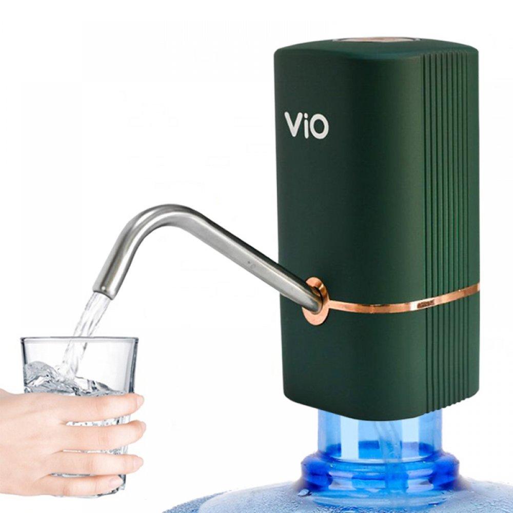 Помпа для воды электрическая ViO E16 зеленая